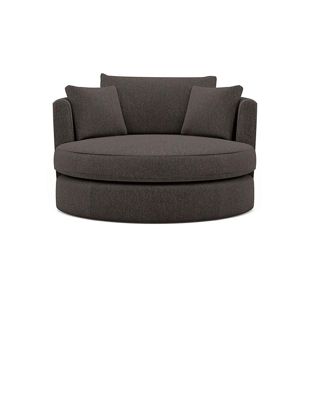 ellis swivel armchair