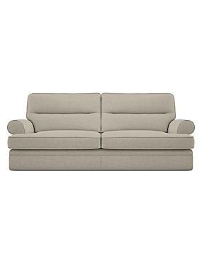 Berkeley Split Back Large Sofa, , catlanding