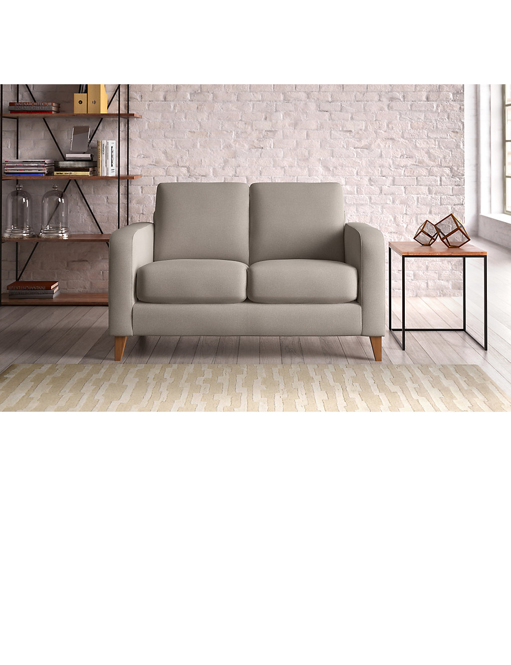 Tromso Compact Sofa. 3 Seater Sofas   Home   Furniture   M S