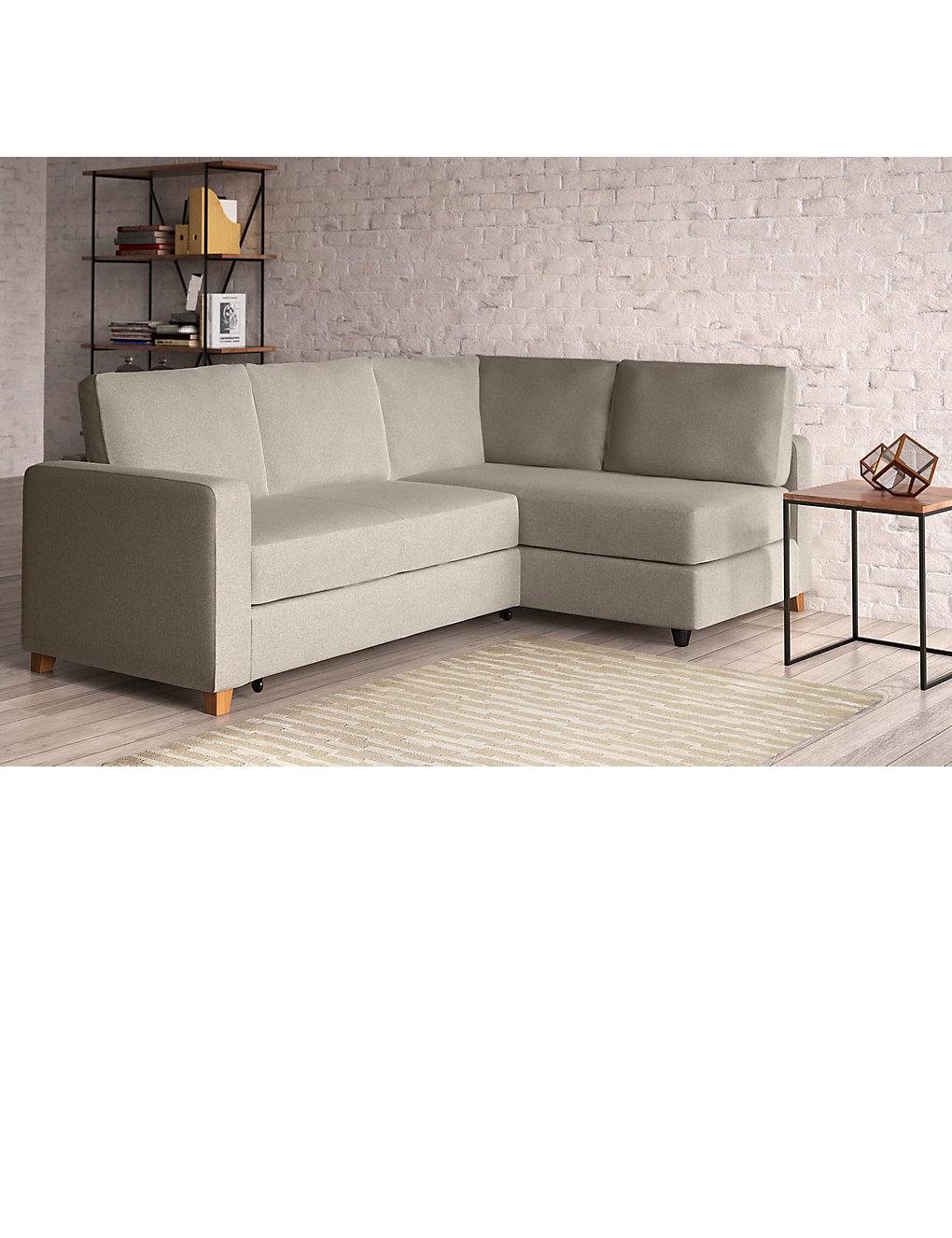 Tromso Corner Sofa Bed Right Hand