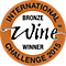International Wine Challenge Bronze Winner 2015