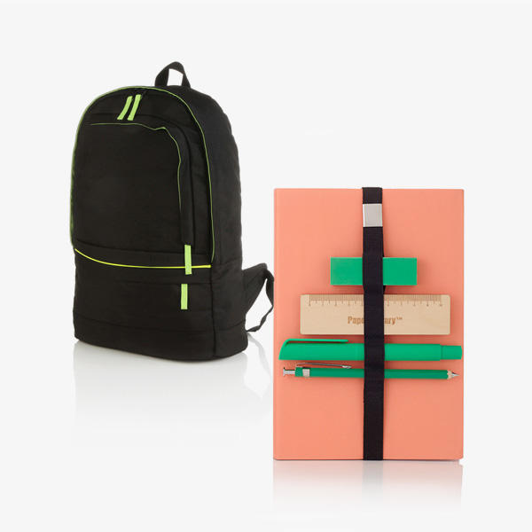 School bags, stationery & accessories