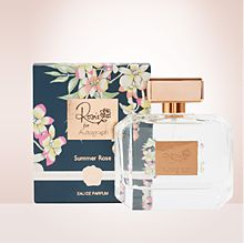 Summer Rose perfume by Rosie Huntington-Whiteley
