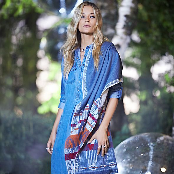 Shop the boho chic trend