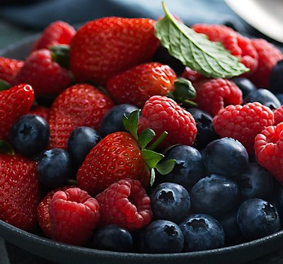 British berries