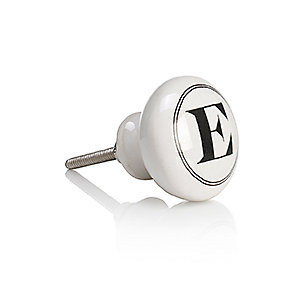 Shop the 'E' drawer pull