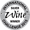 International Wine Challenge Silver Winner 2015