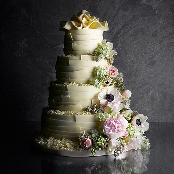 THE FAIRYTALE WEDDING CAKE