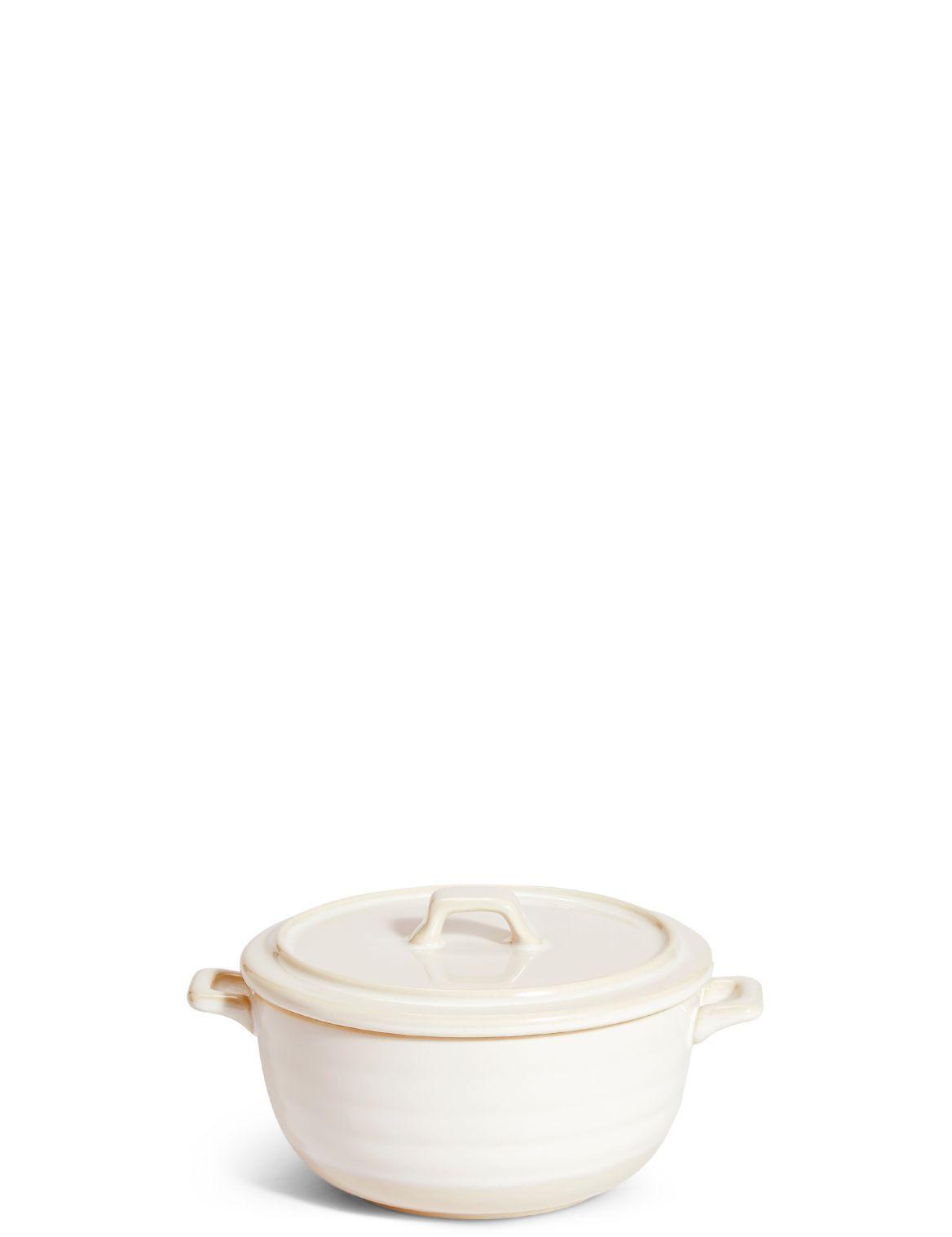 Albany Mini Casserole Dish white