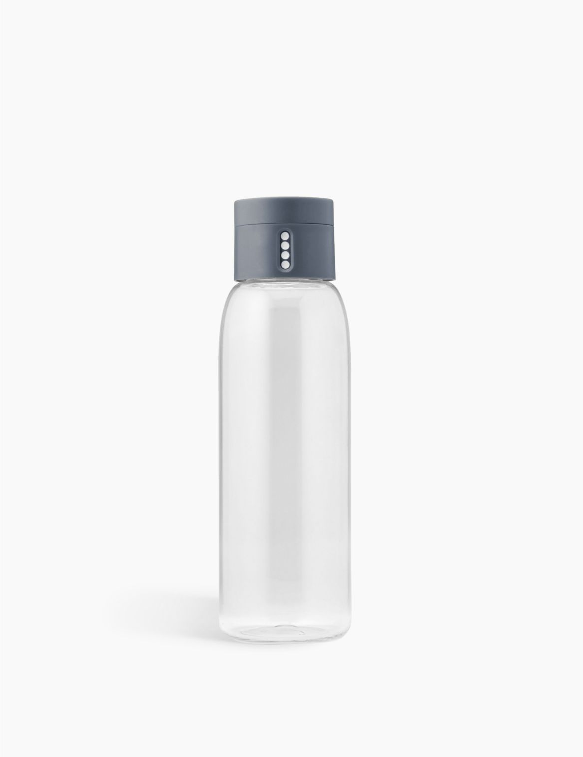 Dot Hydration-Tracking Water Bottle grey