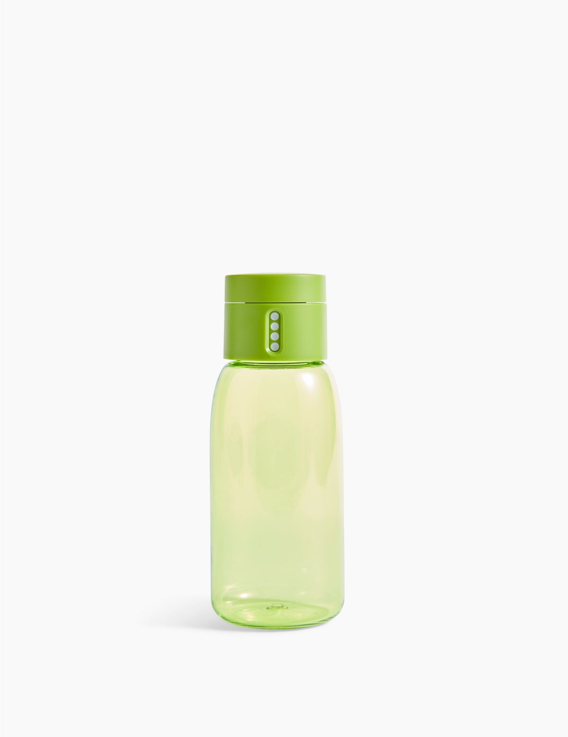 Dot Hydration-Tracking Water Bottle 400ml green