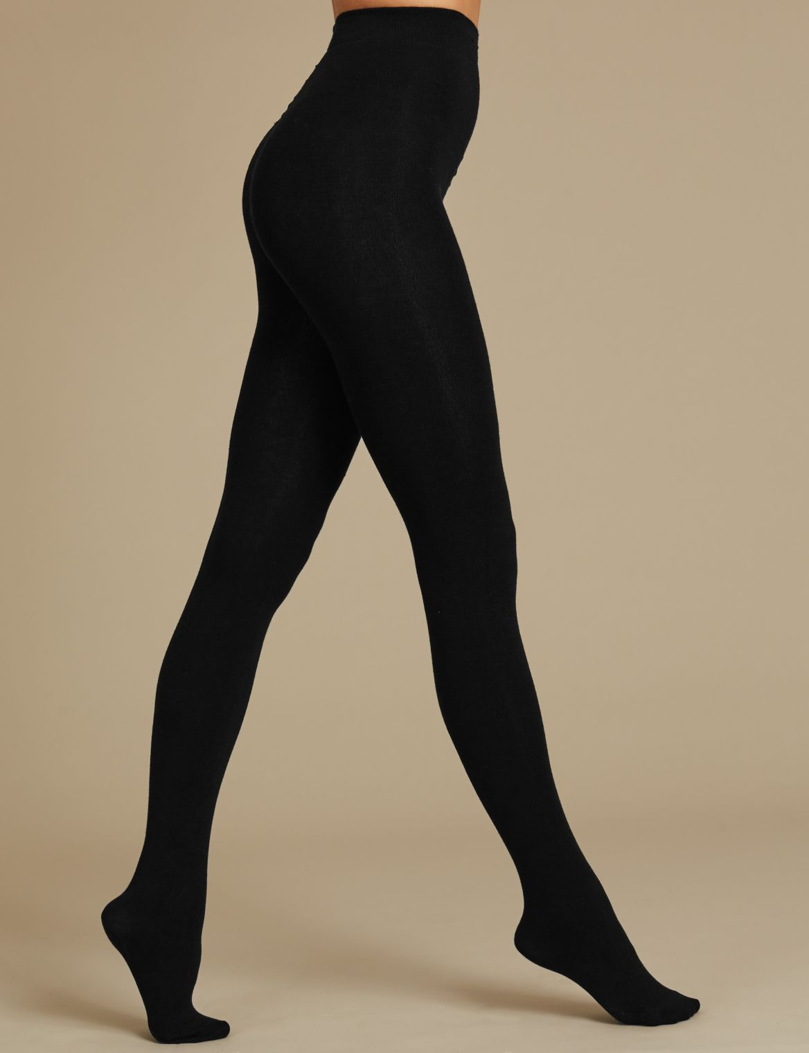 100 Denier Supersoft Tights black
