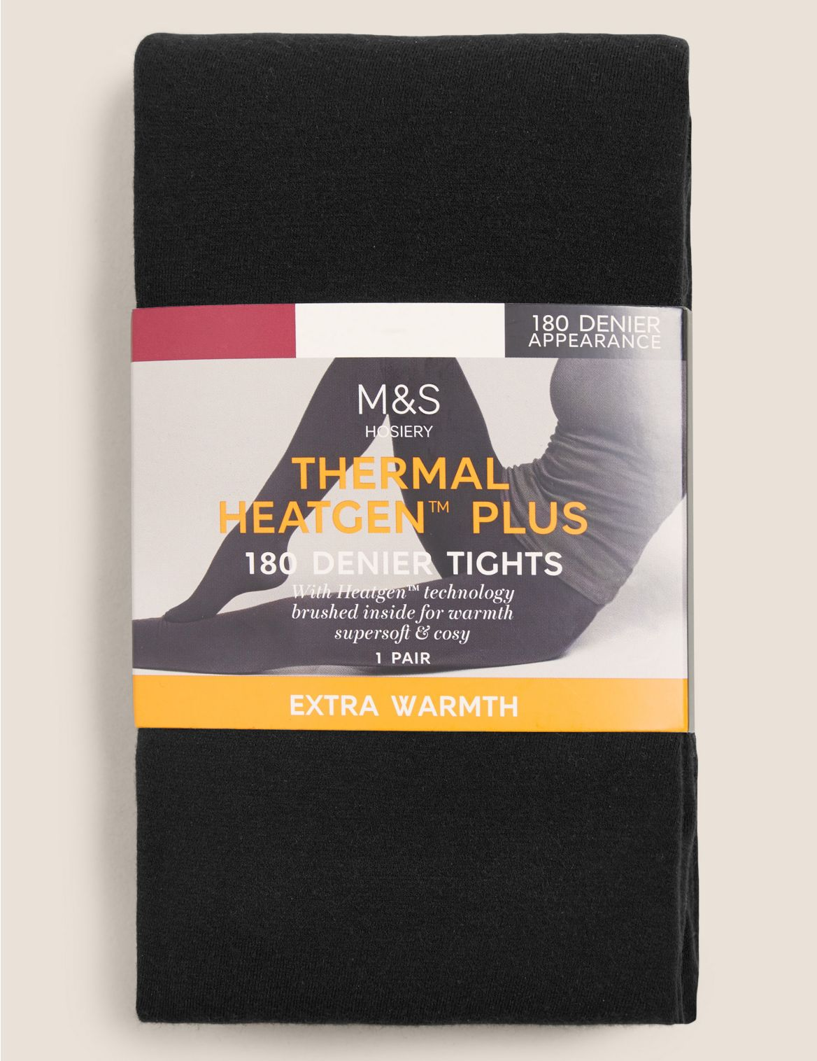 180 Denier Heatgen™ Tights black