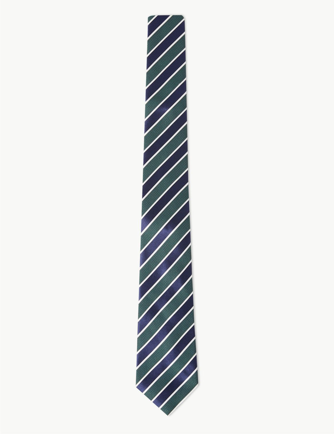 Cravate Ă rayures