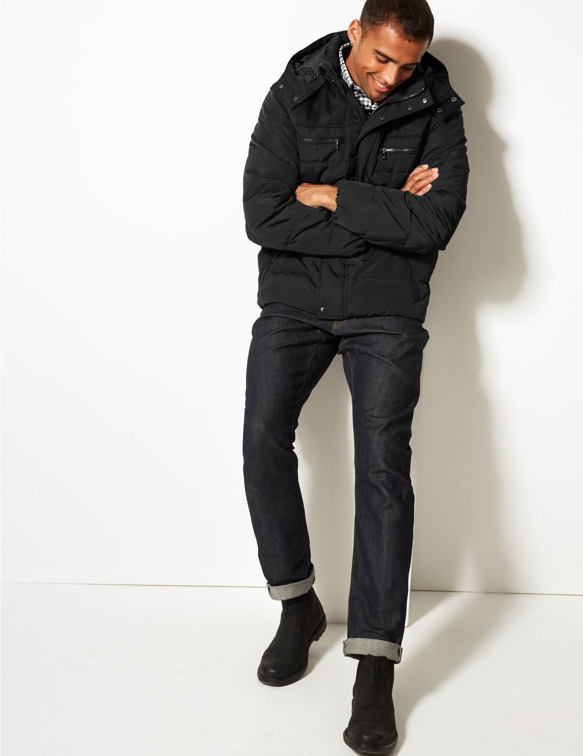 Parka dotée de la technologie Stormwear