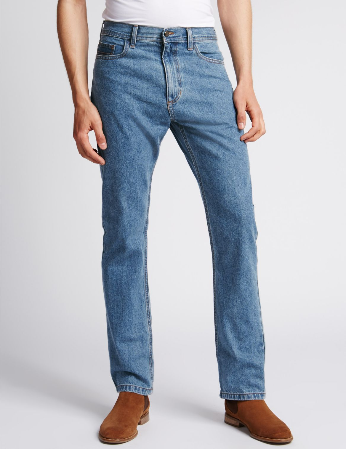 Grandes tailles – Jean coupe standard