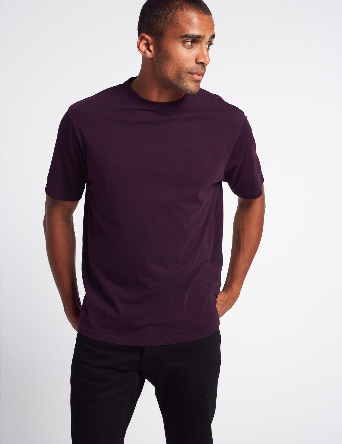 T-shirt 100% coton, doté de la technologie Cool Comfort™