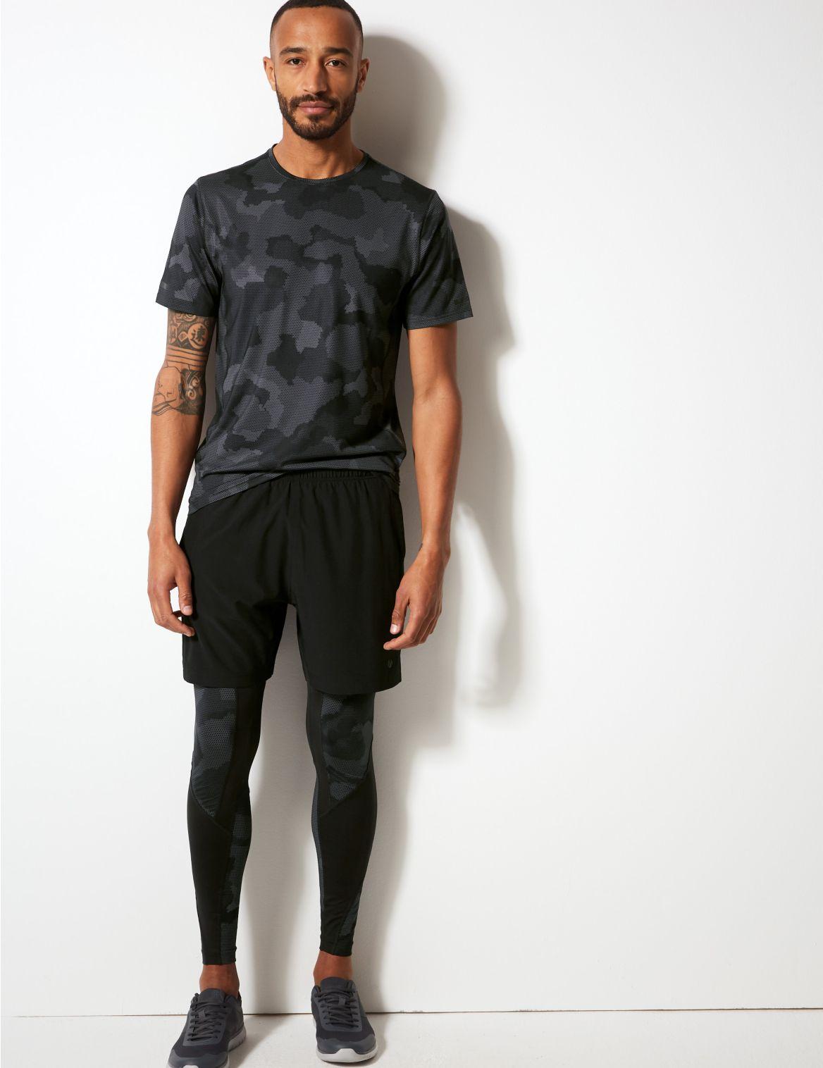 Leggings de sport. StyleForme du produit:Leggings;Coupe skinny;Tissu extensible