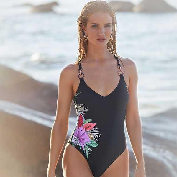 ec5e7acf40 Rosie Huntington-Whiteley's new swimwear collection