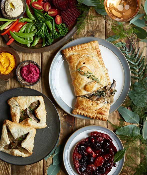 Main Dishes In A Party: Vegetarian & Gluten Free Party Food