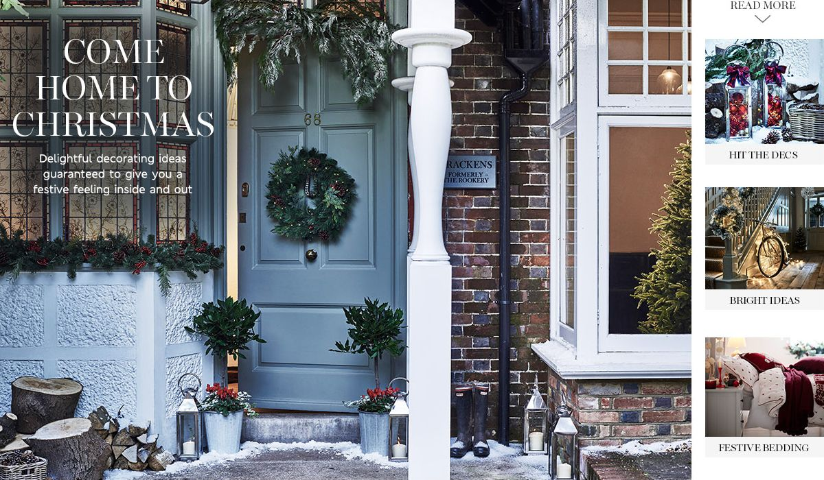 how to get your home christmas ready