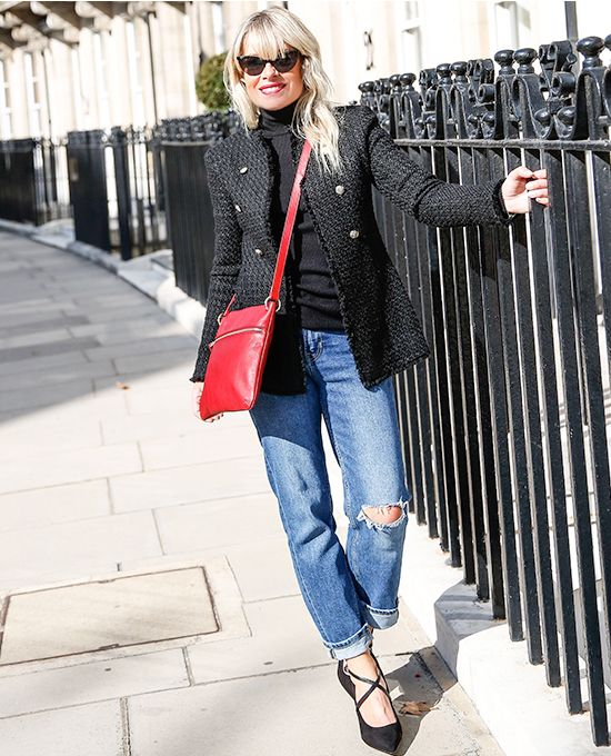 75ca6c17798b Fran Bacon from The Fashion Lift shows us how to style knitwear
