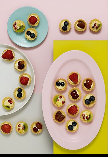 Set of 24 mini fruit tartlets from Food to Order