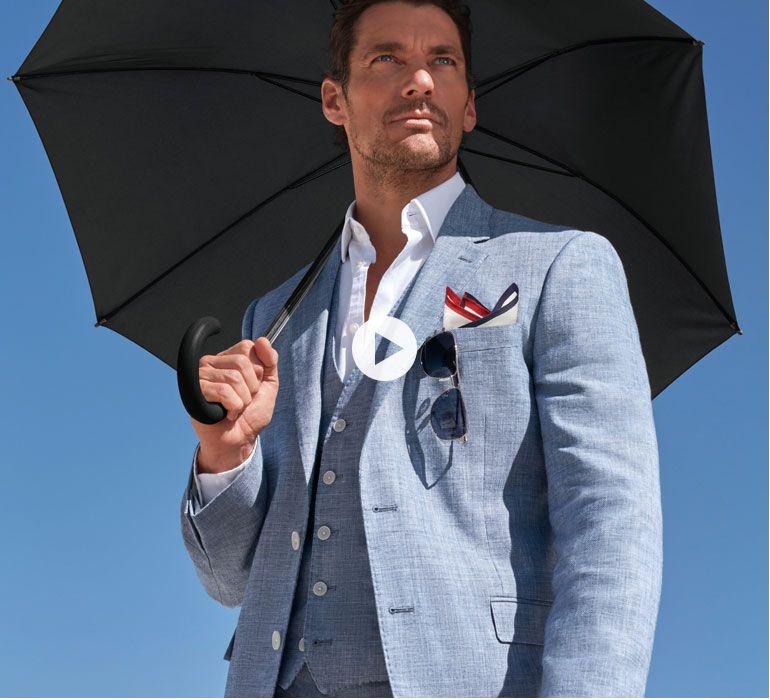 19d568389 David Gandy talks men's style