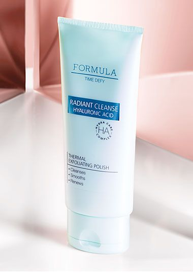 Formula Radiant Cleanse Thermal Exfoliating Polish