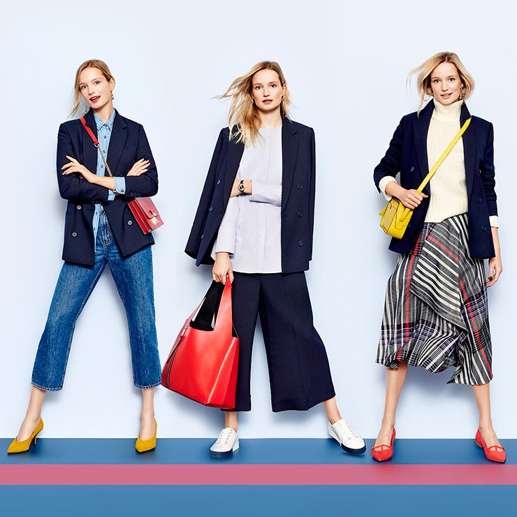 909659e3137d The tailored jacket doesn't just work as part of a suit – here are three  new styling options to give your beloved blazer life beyond the office