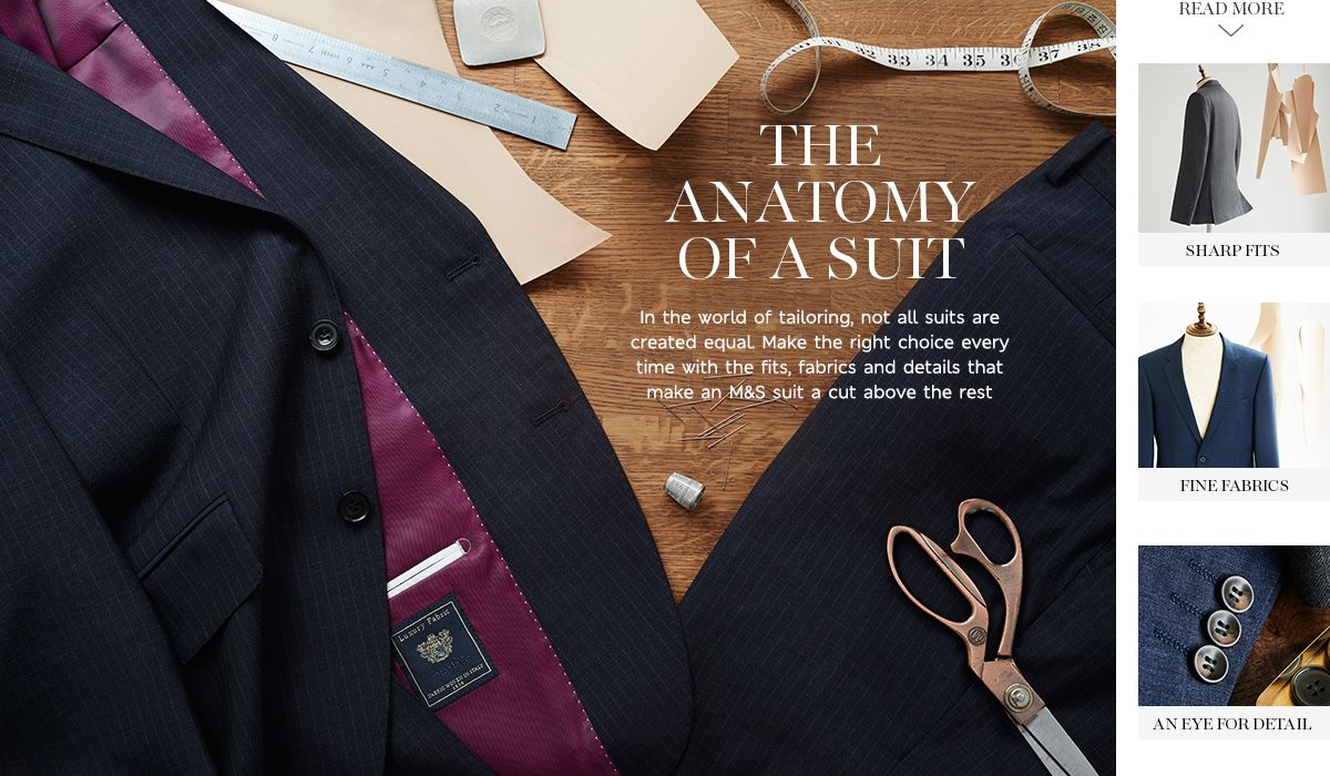 The anatomy of a suit