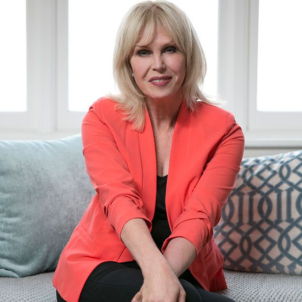 Joanna Lumley Shwopping Campaign