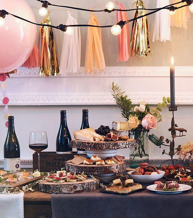 Wedding Food And Big Day Buffet Tips