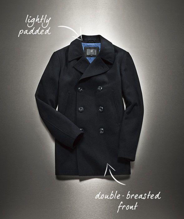 The best men's coats for winter