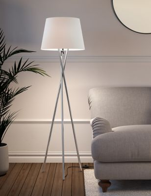 Alexa Tripod Floor Lamp