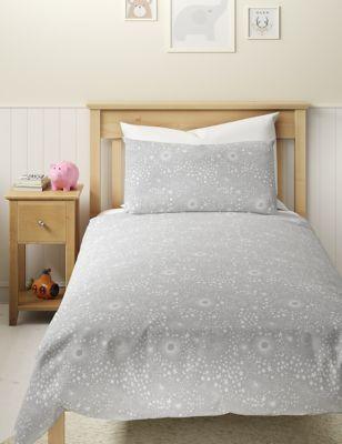 Cotton Mix Constellation Bedding Set