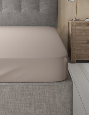 Comfortably Cool Fitted Sheet