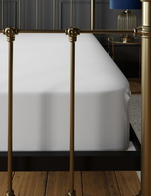 Comfortably Cool Extra Deep Fitted Sheet