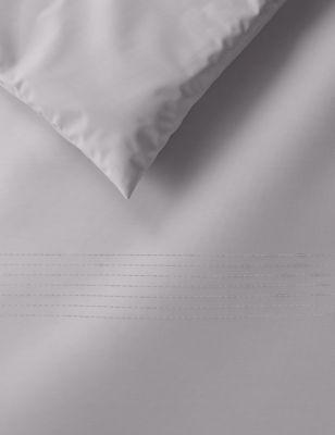 Cotton Rich Percale Duvet Cover