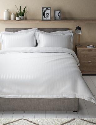 Pure Cotton Double Cuff Bedding Set