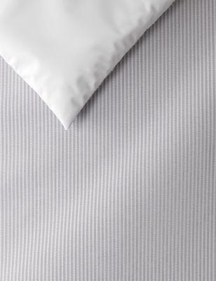 Pure Cotton Striped Seersucker Bedding Set