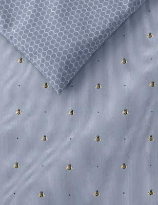 Cotton Rich Bee Bedding Set