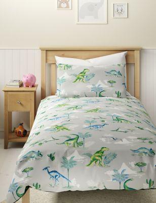 Cotton Rich Dinosaur Bedding Set