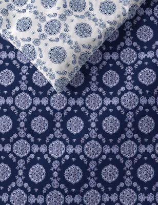 Pure Cotton Paisley Bedding Set