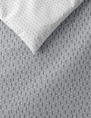 Cotton Mix Spotty Bedding Set
