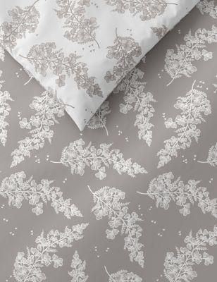 Cotton Mix Fern Bedding Set