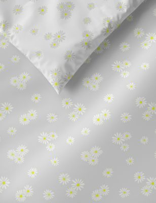 Cotton Mix Daisy Bedding Set
