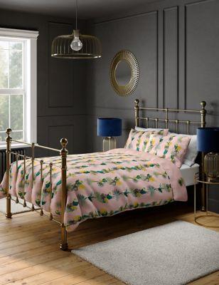 Cotton Rich Tropical Vine Bedding Set