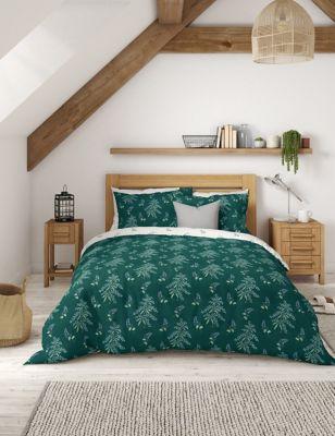 Cotton Rich Floral Bedding Set