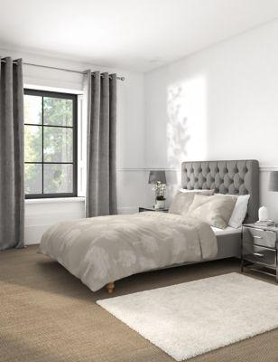 Cotton Rich Tree Jacquard Bedding Set